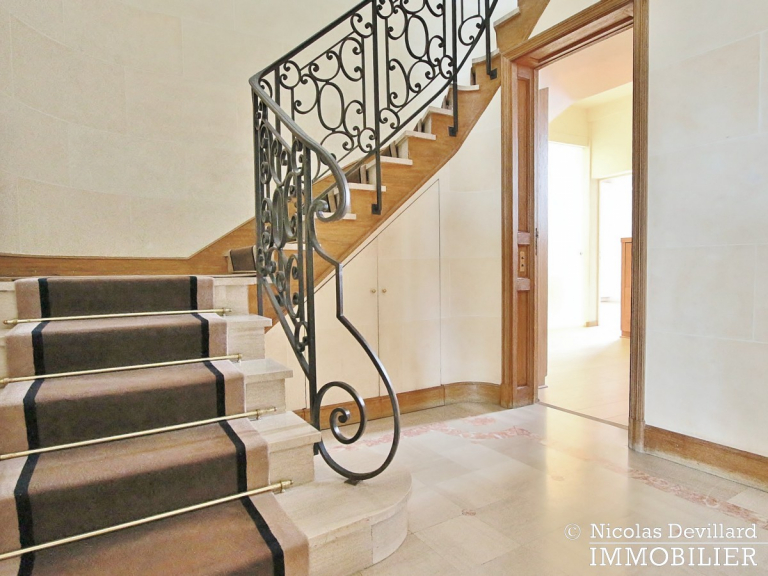 Village d'Auteuil - Duplex dernier étage terrasses - 75016 Paris (19)