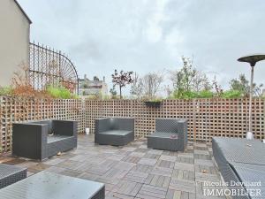 Village d'Auteuil Duplex dernier étage terrasses 75016 Paris (27)