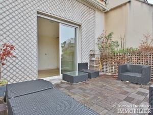 Village d'Auteuil Duplex dernier étage terrasses 75016 Paris (28)