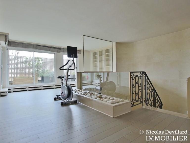 Village d'Auteuil - Duplex dernier étage terrasses - 75016 Paris (29)