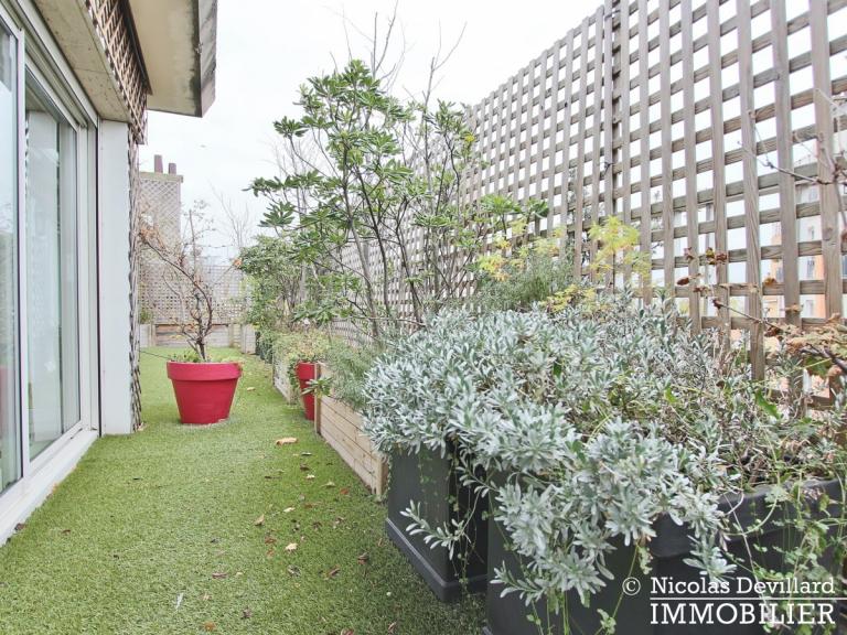 Village d'Auteuil - Duplex dernier étage terrasses - 75016 Paris (31)