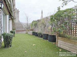 Village d'Auteuil Duplex dernier étage terrasses 75016 Paris (32)