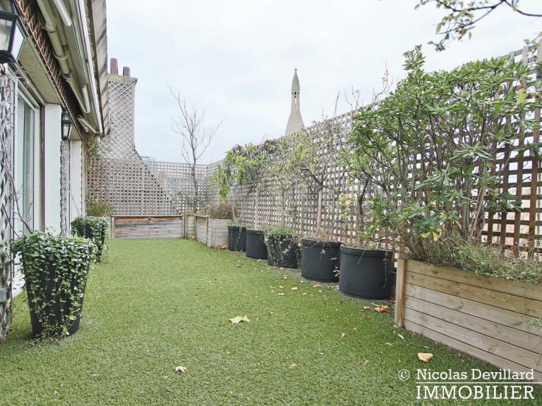 Village d'Auteuil - Duplex dernier étage terrasses - 75016 Paris (32)