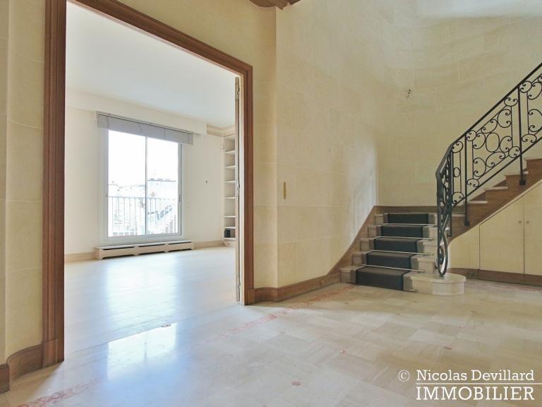 Village d'Auteuil - Duplex dernier étage terrasses - 75016 Paris (4)
