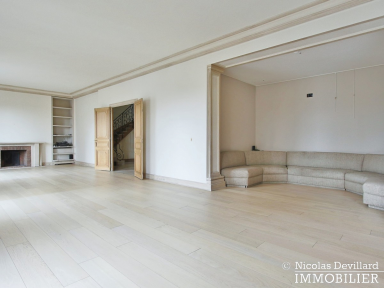 Village d'Auteuil - Duplex dernier étage terrasses - 75016 Paris (8)