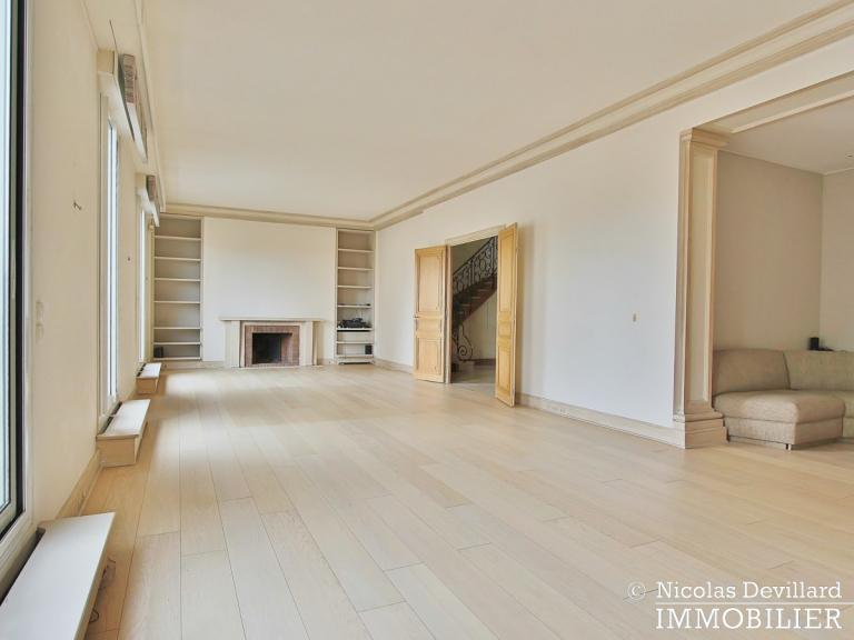 Village d'Auteuil - Duplex dernier étage terrasses - 75016 Paris (9)