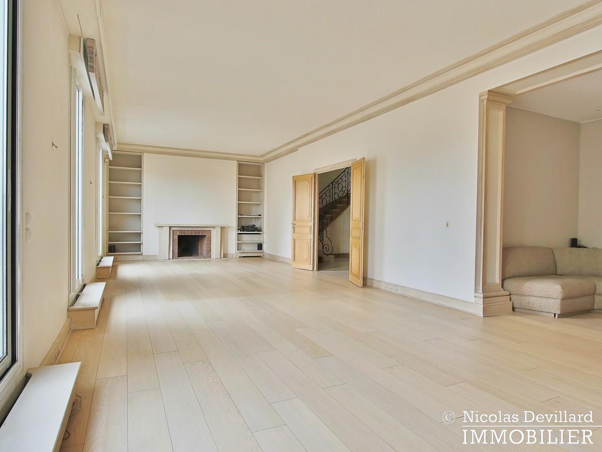 Village d'Auteuil Duplex dernier étage terrasses 75016 Paris (9)
