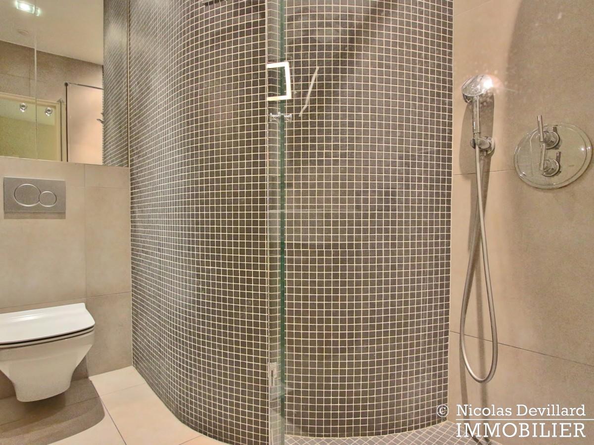 MarceauChaillot – Grand salon, double exposition et balcons 75008 Paris (6)