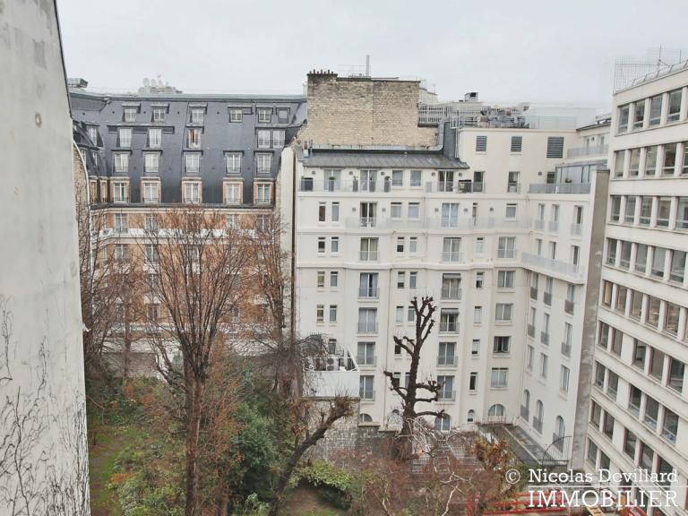 MarceauChaillot – Grand salon, vue et balcons - 75008 Paris (22)