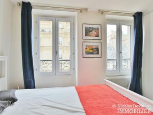 Square TrousseauMarché d'Aligre – étage élevé, vue dégagée et lumière – 75011 Paris (1)