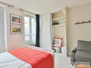 Square TrousseauMarché d'Aligre – étage élevé, vue dégagée et lumière – 75011 Paris (11)