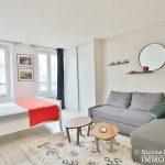 Square TrousseauMarché d'Aligre – étage élevé, vue dégagée et lumière – 75011 Paris (18)