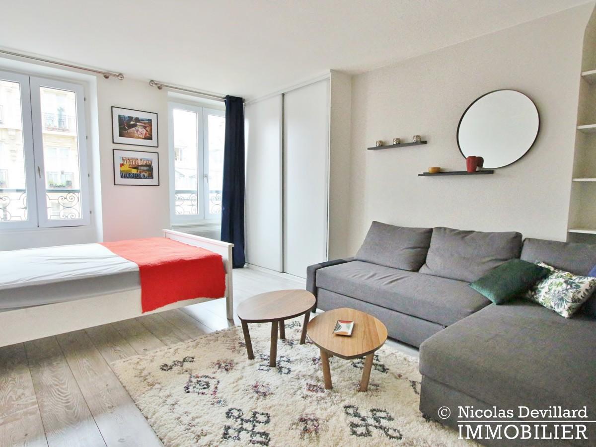 Square TrousseauMarché d'Aligre – étage élevé, vue dégagée et lumière – 75011 Paris (4)