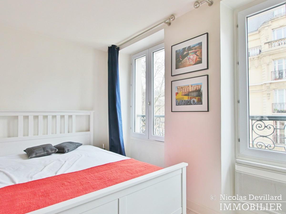 Square TrousseauMarché d'Aligre – étage élevé, vue dégagée et lumière – 75011 Paris (7)