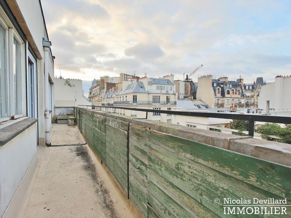 TernesEtoile – Etage élevé, sans vis à vis et à rénover – 75017 Paris (17)