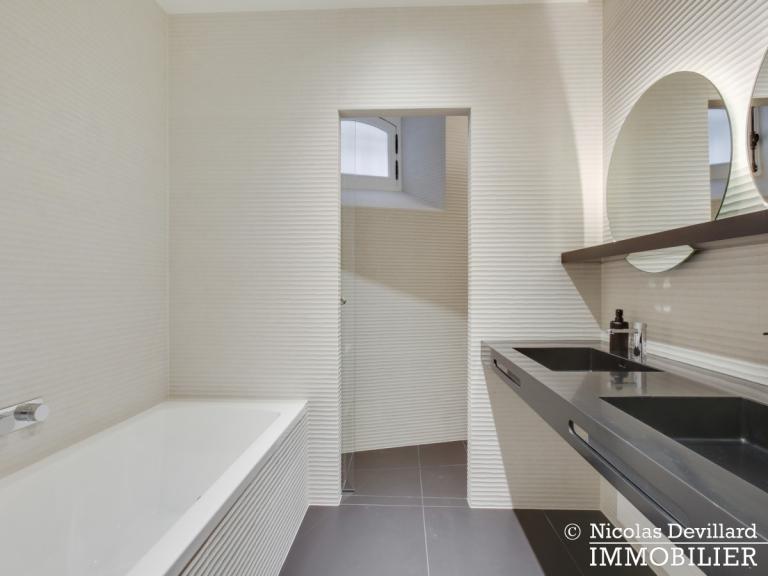 La MuettePompe – Duplex de charme rénové avec patio – 75116 Paris (12)