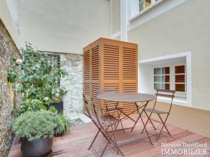 La MuettePompe – Duplex de charme rénové avec patio – 75116 Paris (7)