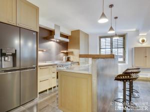 La MuettePompe – Duplex de charme rénové avec patio – 75116 Paris (8)