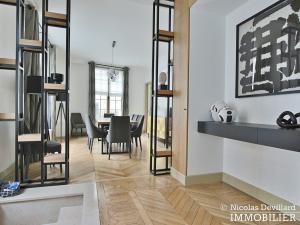 La MuettePompe – Hôtel particulier rénové dans une voie privée – 75116 Paris (1)