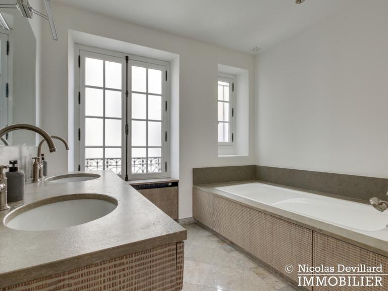La MuettePompe – Hôtel particulier rénové dans une voie privée – 75116 Paris (11)