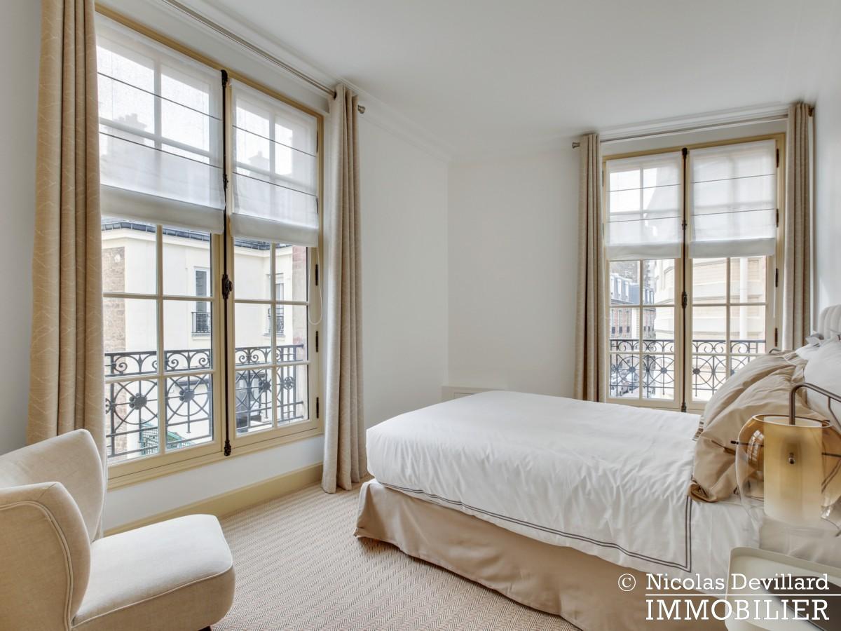 La MuettePompe – Hôtel particulier rénové dans une voie privée – 75116 Paris (15)