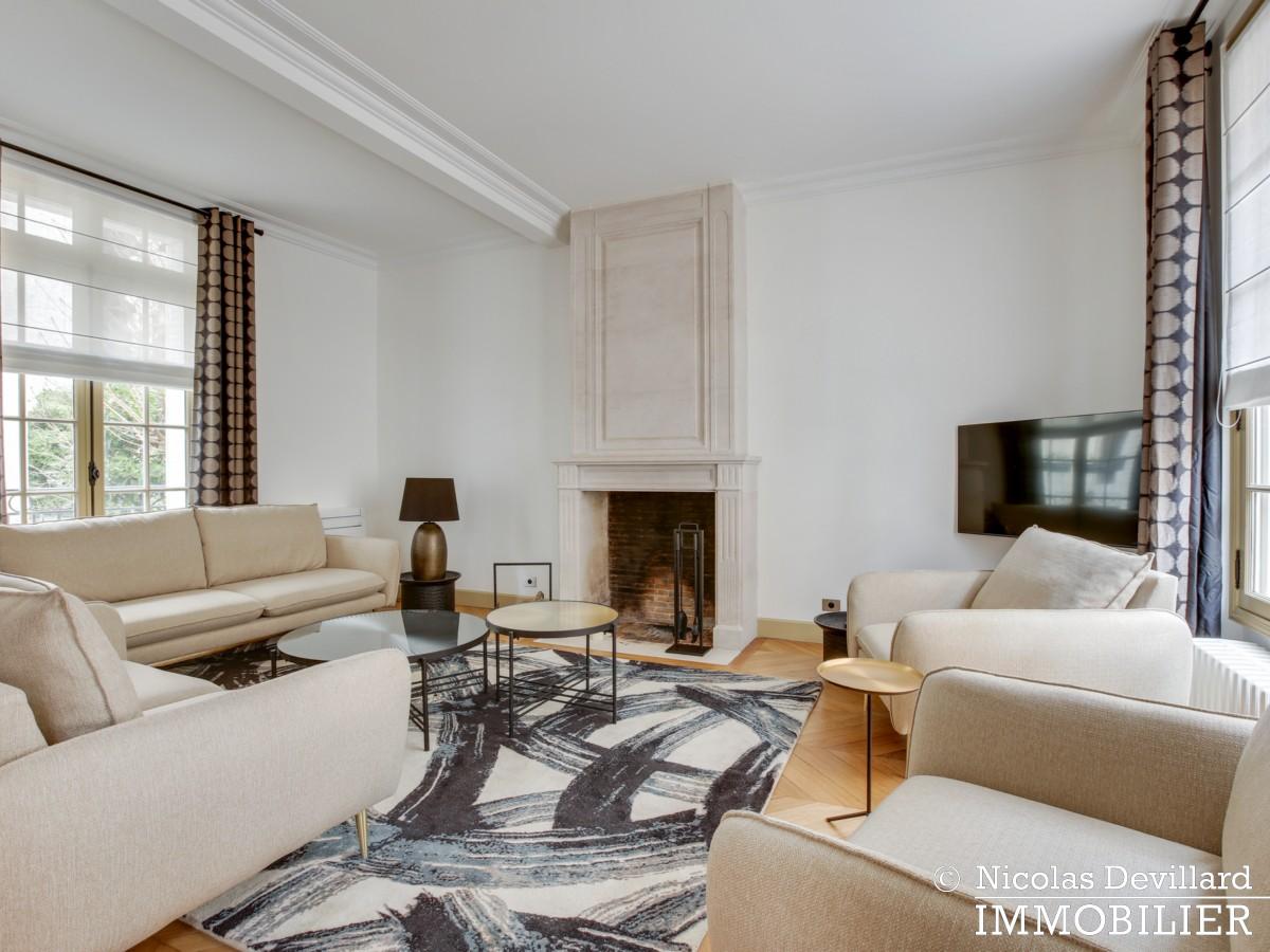La MuettePompe – Hôtel particulier rénové dans une voie privée – 75116 Paris (17)