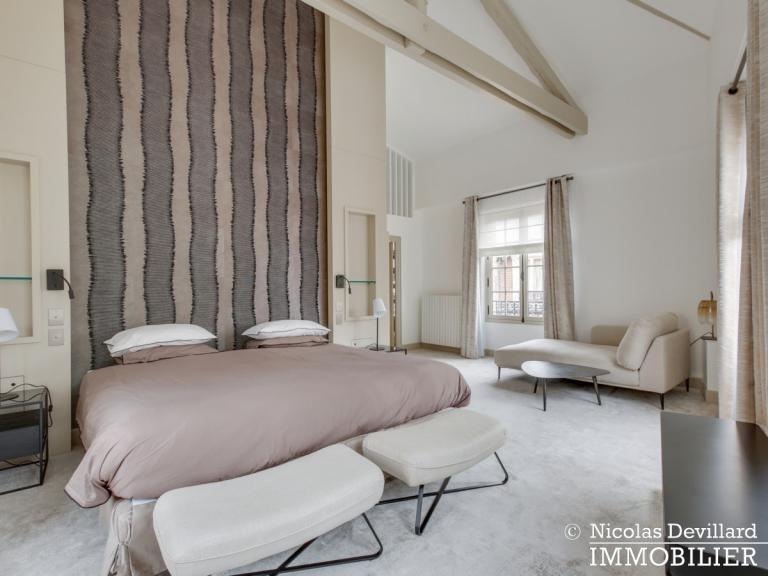 La MuettePompe – Hôtel particulier rénové dans une voie privée – 75116 Paris (7)