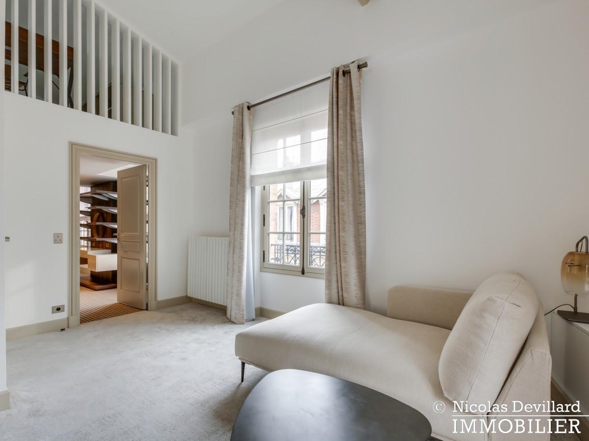 La MuettePompe – Hôtel particulier rénové dans une voie privée – 75116 Paris (9)