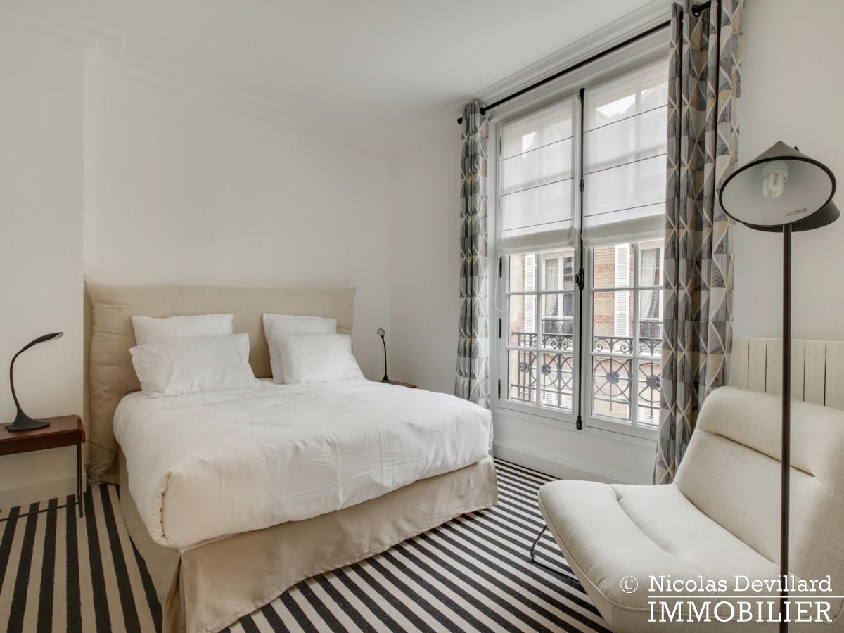 La Muettevillage de Passy – Penthouse dernier étage avec terrasses – 75116 Paris (49)