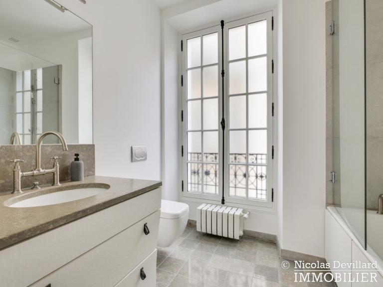 La Muettevillage de Passy – Penthouse dernier étage avec terrasses – 75116 Paris (50)