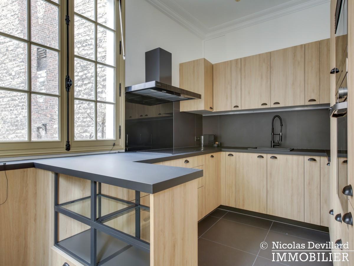 La Muettevillage de Passy – Penthouse dernier étage avec terrasses – 75116 Paris (53)