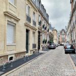 La Muettevillage de Passy – Penthouse dernier étage avec terrasses – 75116 Paris (55)