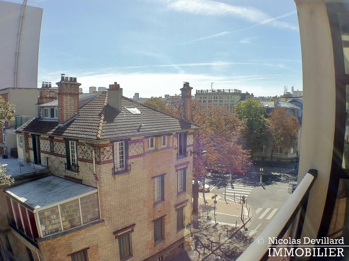 ObservatoireDenfert – Vue sur jardins – 75014 Paris (1)