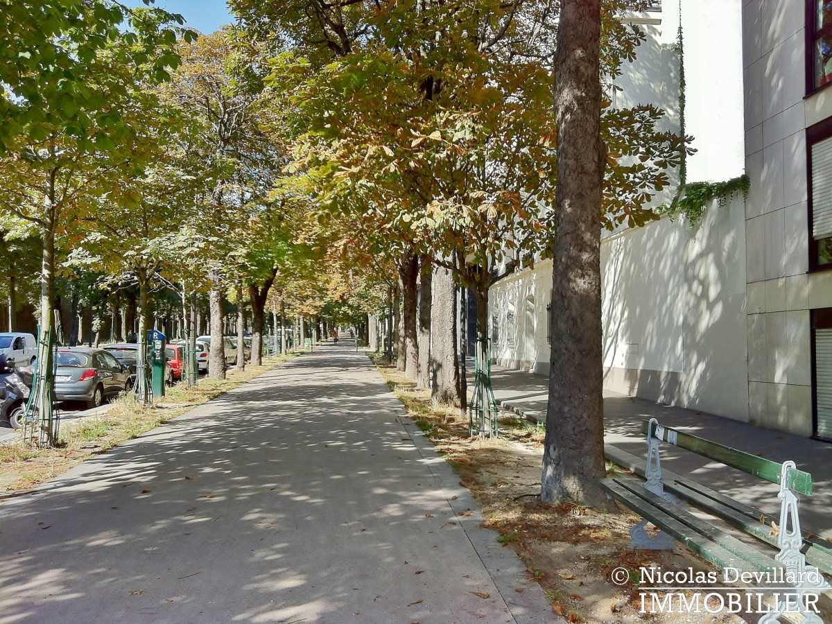 ObservatoireDenfert – Vue sur jardins – 75014 Paris (18)