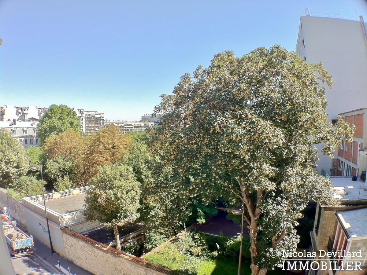 ObservatoireDenfert – Vue sur jardins – 75014 Paris (35)