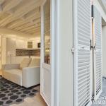 OdéonPont Neuf – Rénové, balcon, charme et vue dégagée 75006 Paris (13)