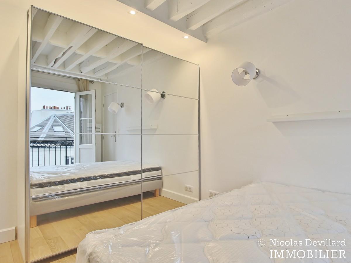 OdéonPont Neuf – Rénové, balcon, charme et vue dégagée 75006 Paris (16)