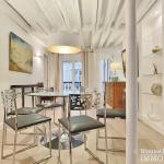 OdéonPont Neuf – Rénové, balcon, charme et vue dégagée 75006 Paris (18)
