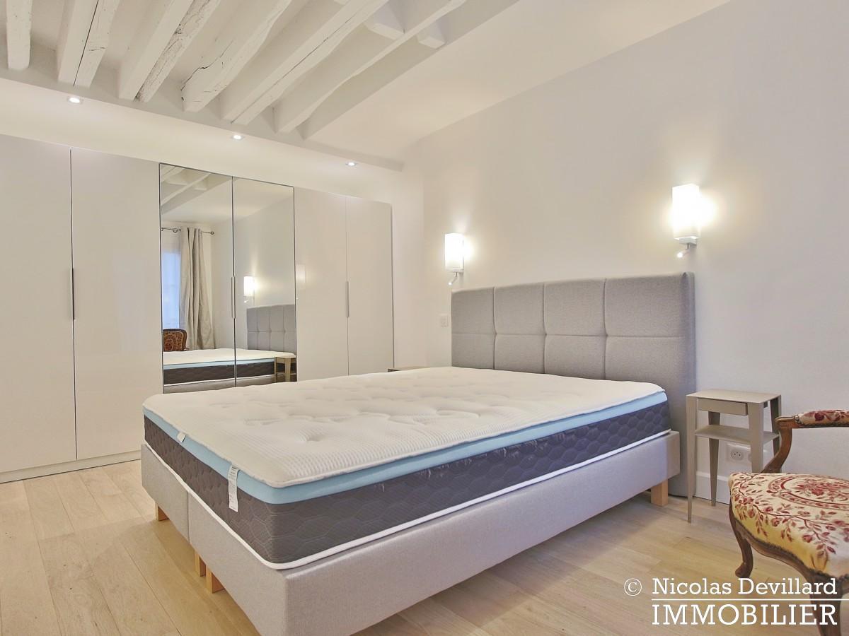 OdéonPont Neuf – Rénové, balcon, charme et vue dégagée 75006 Paris (19)