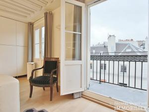 OdéonPont Neuf – Rénové, balcon, charme et vue dégagée 75006 Paris (25)