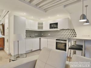 OdéonPont Neuf – Rénové, balcon, charme et vue dégagée 75006 Paris (26)