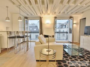 OdéonPont Neuf – Rénové, balcon, charme et vue dégagée 75006 Paris (3)