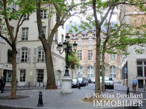 OdéonPont Neuf – Rénové, balcon, charme et vue dégagée 75006 Paris (32)