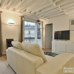 OdéonPont Neuf – Rénové, balcon, charme et vue dégagée 75006 Paris (7)