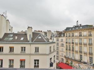 OdéonPont Neuf – Rénové, balcon, charme et vue dégagée 75006 Paris (9)