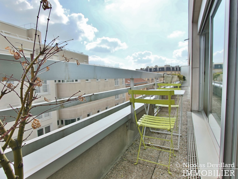 PicpusMichel Bizot – Dernier étage, balcon et calme – 75012 Paris (27)
