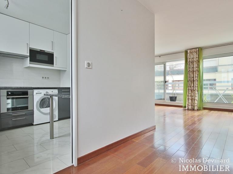 PicpusMichel Bizot – Dernier étage, balcon et calme – 75012 Paris (37)