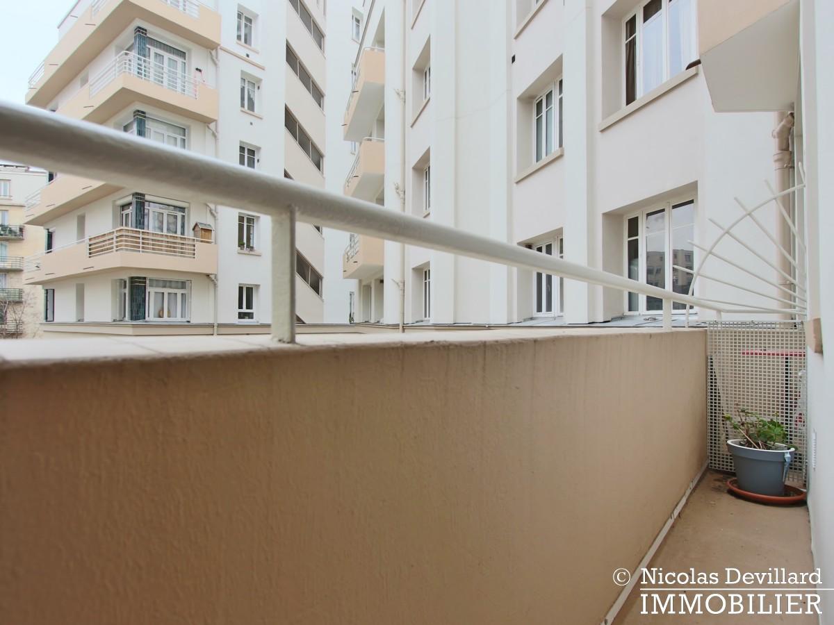 Porte de Saint Cloud – Charmant studio, balcon et lumière – 92100 Boulogne (13)