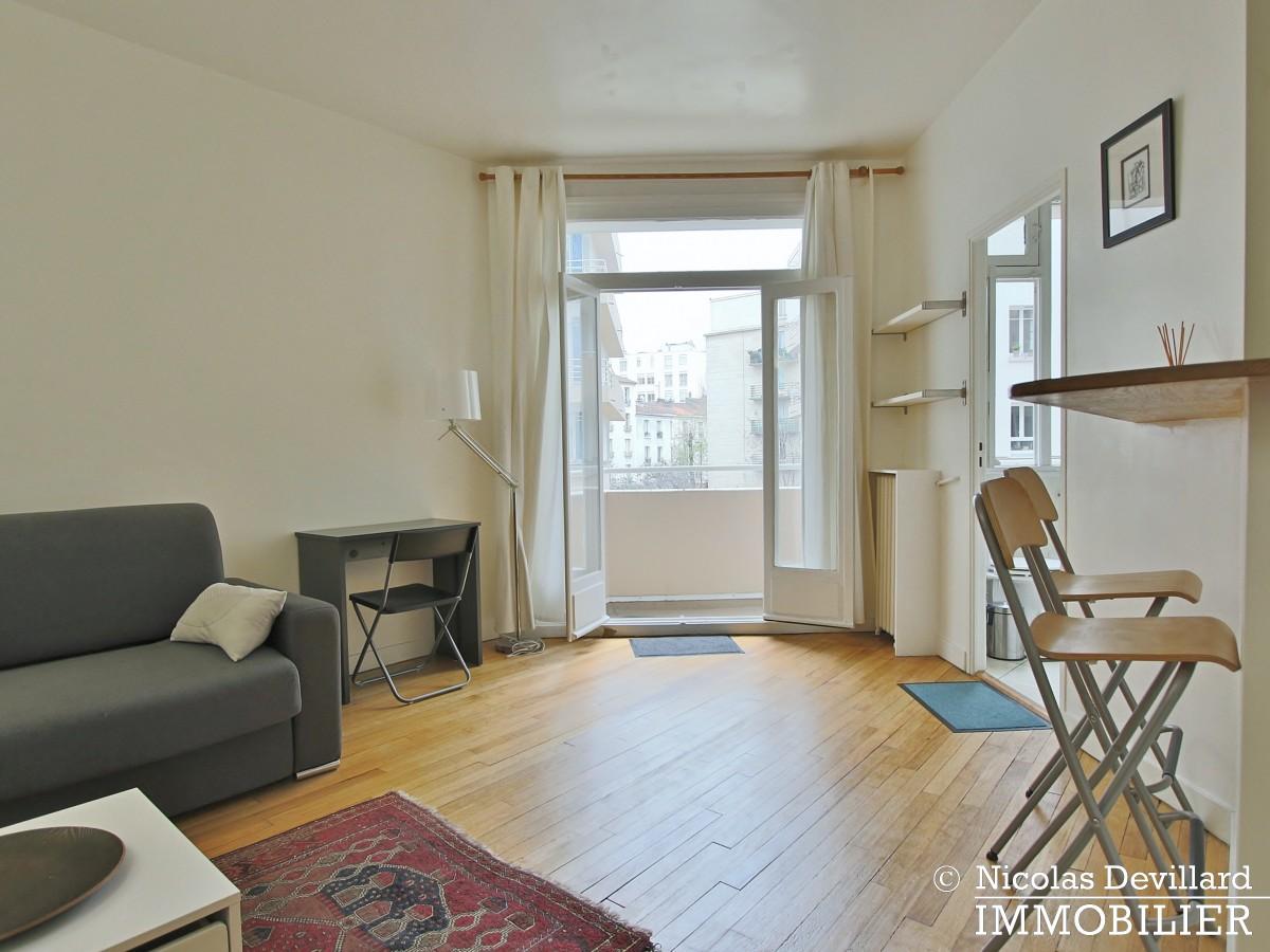 Porte de Saint Cloud – Charmant studio, balcon et lumière – 92100 Boulogne (3)
