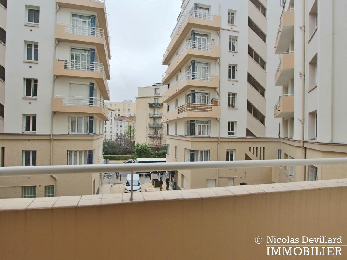 Porte de Saint Cloud – Charmant studio, balcon et lumière – 92100 Boulogne (8)